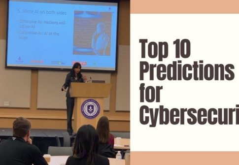 Top 10 Predictions for CyberSecurity – Speech for Middle Georgia University – March 2020