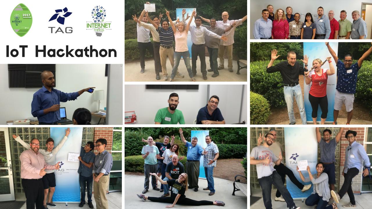 IoT Hackathon Judge