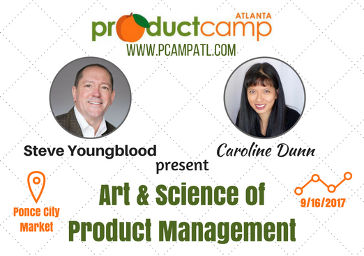 ProductCamp: Art & Science of Product Marketing