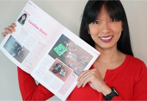 MagPi Magazine Feature